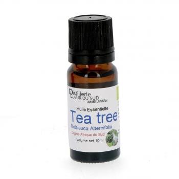 Huile essentielle de Tea Tree bio, 10 ml
