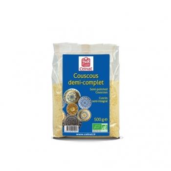 Couscous demi-complet, Celnat, 500g