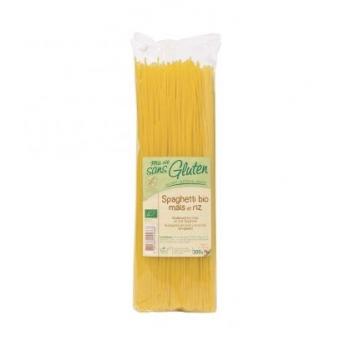 MA VIE SANS GLUTEN - Spaghetti maïs riz bio & sans gluten