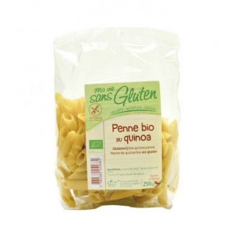 MA VIE SANS GLUTEN - Penne au quinoa bio & sans gluten