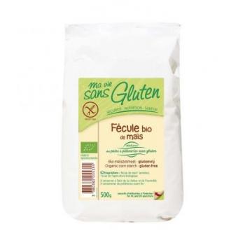MA VIE SANS GLUTEN - Fécule de mais bio & sans gluten