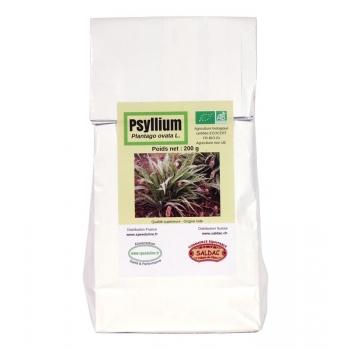 Psyllium blond Téguments Bio - sachet 200g