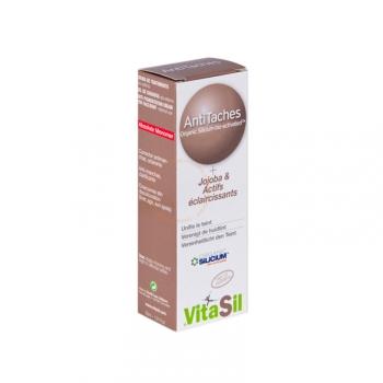 Crème Silicium de Soin Anti-Tâches - Unifie et harmonise le teint - 30ml