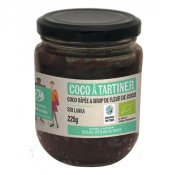 Coco à tartiner Bio - 225g