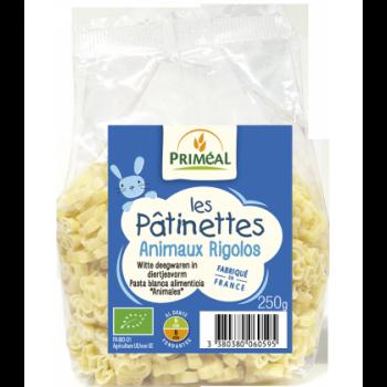 PRIMÉAL - Les Pâtinettes - Petites pâtes bio rigolos pour enfant