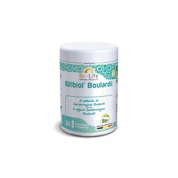 Bifibiol Boulardii sans Gluten - Equilibre de la flore intestinale - 30 gélules de 400mg