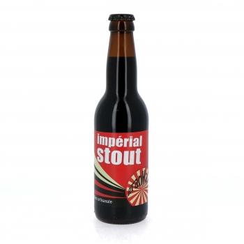 Bière Noire Bio - Imperial Stout, 33 cL (9%)