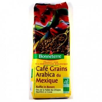 Café Grains Arabica du Mexique 250g-Bonneterre
