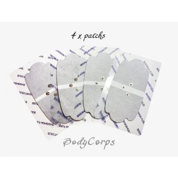 Jeux de 4 Patchs pour SKEEN PATCH BodyCorps