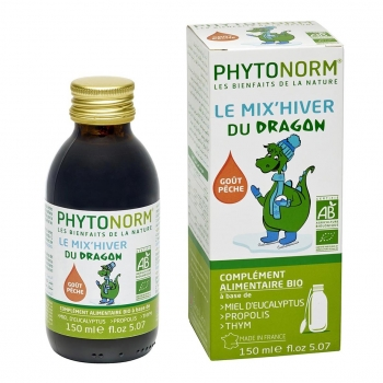 Le Mix'Hiver du Dragon 150ml Bio - Phytonorm