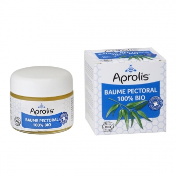 Baume Pectoral 50ml Bio - Aprolis