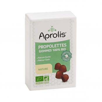Propolettes Nature 50g Bio - Aprolis