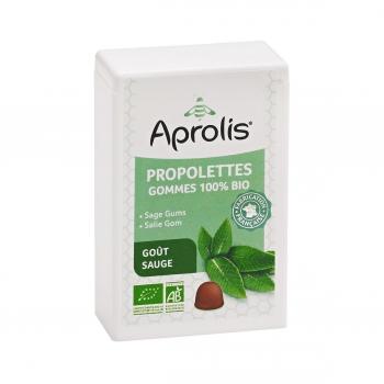Propolettes Sauge 50g Bio - Aprolis