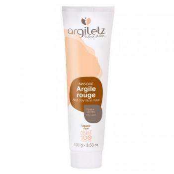 Masque Argile Rouge 100 % naturelle - 100 g