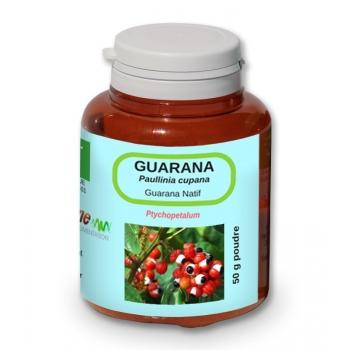 Warana (guarana natif) Bio - pot 50g