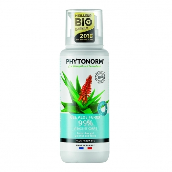 Gel Aloe Ferox 200ml Bio - Phytonorm