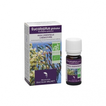 Eucalyptus Globulus HE Bio - Dr Valnet