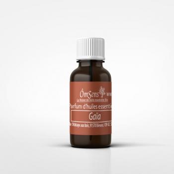 Gaïa - huiles essentielles bio - synergie à porter