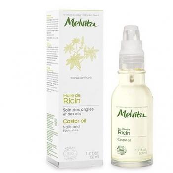 Huile Végétale de Ricin Bio 50ml - Melvita