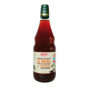 Vinaigre de cidre Le Royal bio