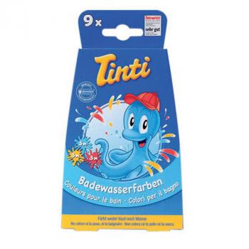 Couleur pour le Bain pack de 9 - Tinti
