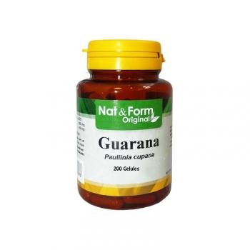 Guarana Bio - Tonique, brûle graisse - 200 gélules de 250mg