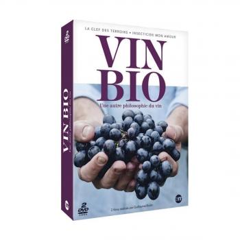 DVD - Coffret vin bio