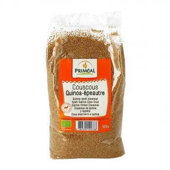 PRIMEAL - Couscous de quinoa & épeautre bio
