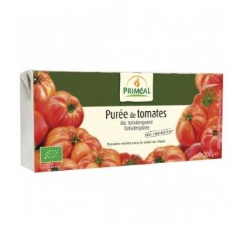PRIMEAL - Purée de tomates bio