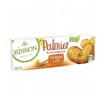 BISSON - Palmiers pur beurre bio