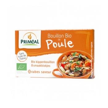 PRIMÉAL DATE PROCHE - Bouillon bio de poule