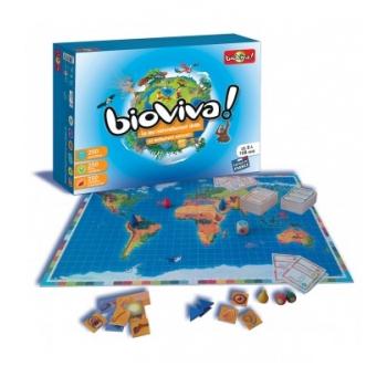 BIOVIVA - Bioviva, le jeu - 500 défis et questions pour rire en changeant le monde !