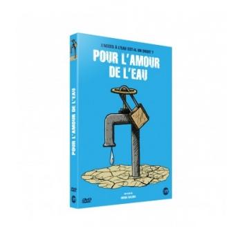 EDITIONS MONTPARNASSE - Pour l'amour de l'eau (DVD)