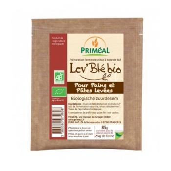 PRIMEAL - Lev'Blé bio pour pains et pâtes levées
