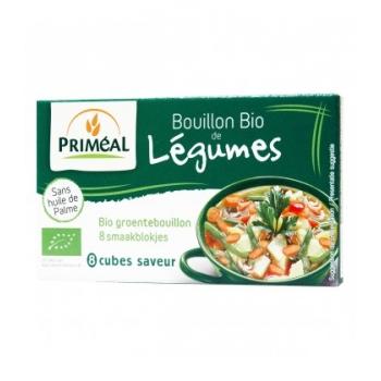 PRIMÉAL - Bouillon bio de légumes