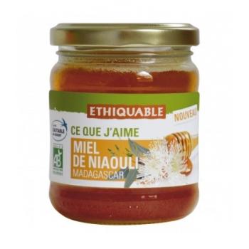 Miel de Niaouli bio & équitable