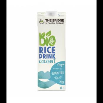 THE BRIDGE - Boisson végétale au Riz Coco bio & sans gluten