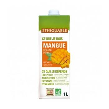 ETHIQUABLE - Nectar de Mangue bio & équitable