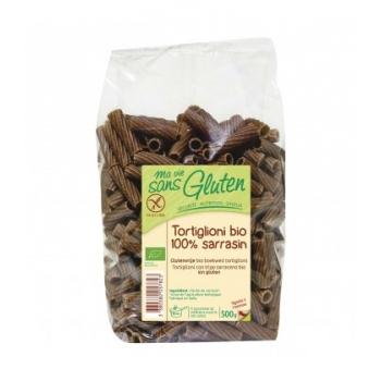 MA VIE SANS GLUTEN - Tortiglioni bio 100% sarrasin, bio & sans gluten