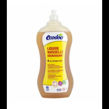 ECODOO - Liquide vaisselle dégraissant écologique bio - 1 L