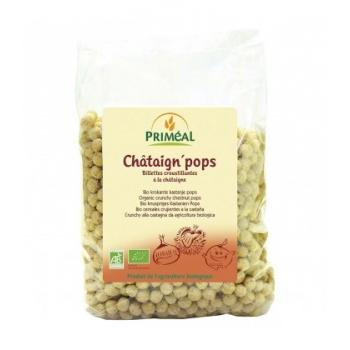 PRIMÉAL - Châtaign'pops bio - Céréales à base de châtaigne