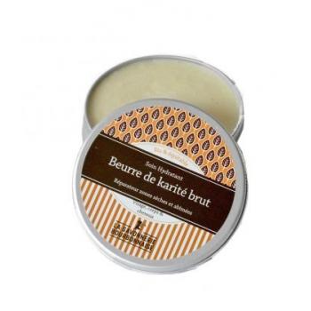 Beurre de karité premium bio & équitable 150 ml