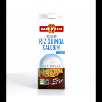 ALTER ECO - Boisson végétale au riz quinoa calcium bio & équitable