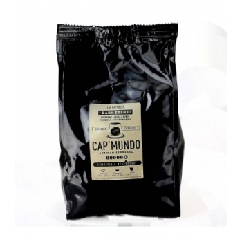 Capsules de café DARK EBENE (Puissant) x50