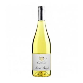 Vin Chateau de la Selve - Saint Régis - blanc bio