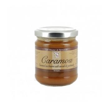 Caramel à tartiner 'Caramou' de Normandie