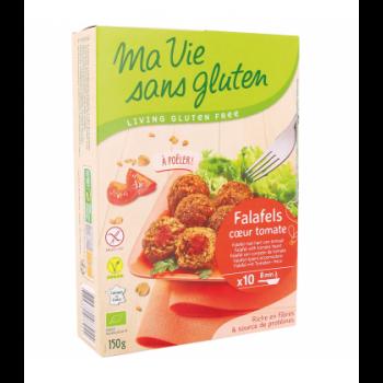 MA VIE SANS GLUTEN – Falafels au coeur tomate bio & sans gluten