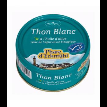 PHARE D'ECKMÜHL - Thon blanc à l'huile d'olive extra bio