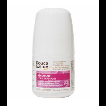 Déodorant en bille pour peaux sensibles bio