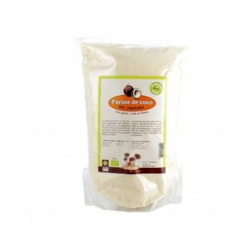 Farine de coco bio & équitable